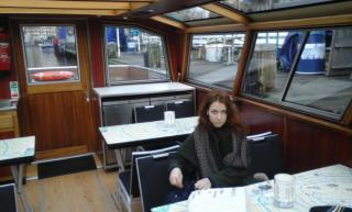 Амстер Аня на нашем кораблике.jpg