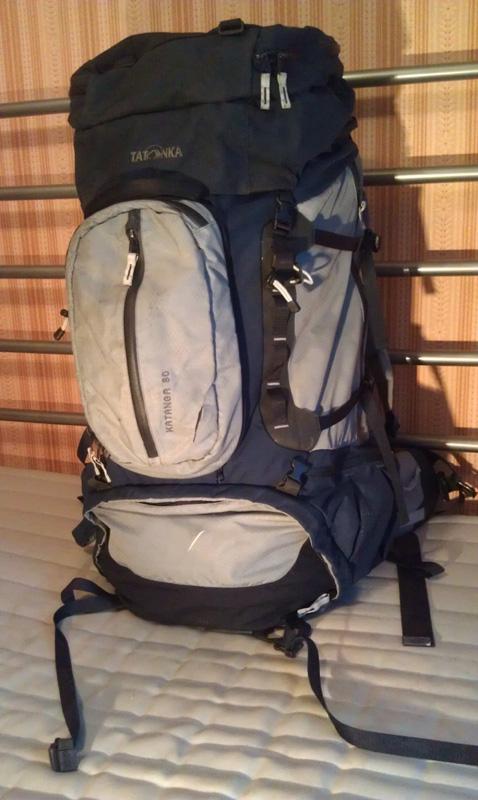 Рюкзак tatonka katanga 80 тонга рюкзак купить